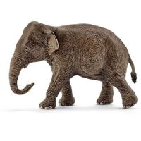 Toys And Co Asian Elephant Female Schleich