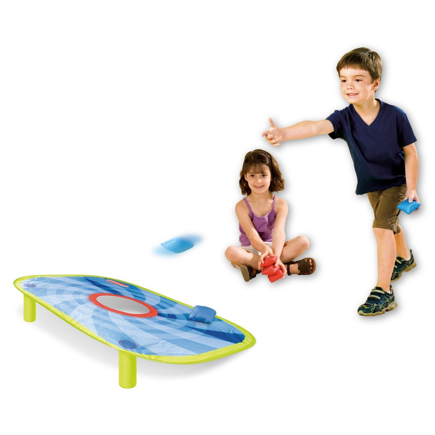 Toys And Co Popout Bean Bag Toss Diggin