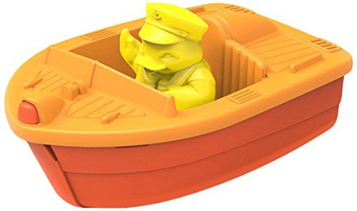 Toys And Co Product Detail Race Boat Orange