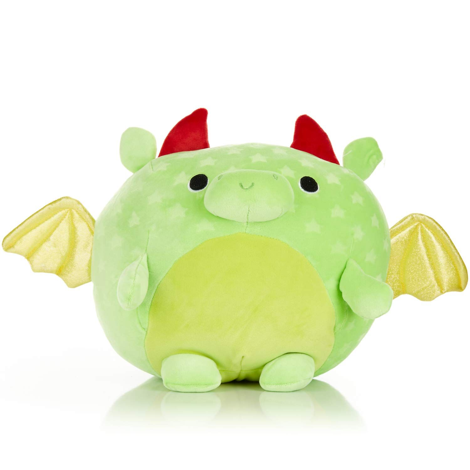Toys and Co. | Kiwi the Dragon Cuddle Pal Round 11.5 inch ...