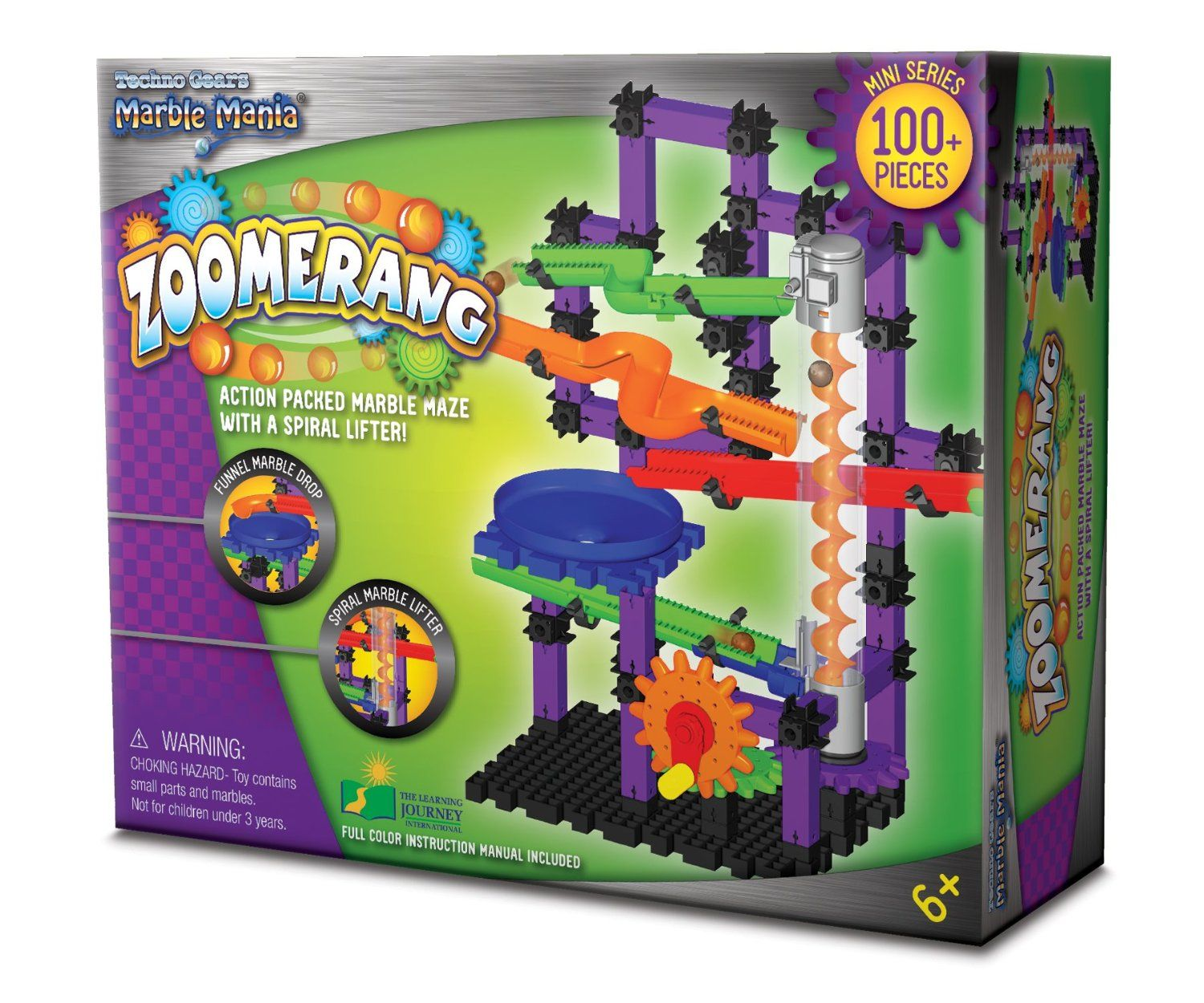 Toys And Co Product Detail Zoomerang Mini Marble Mania