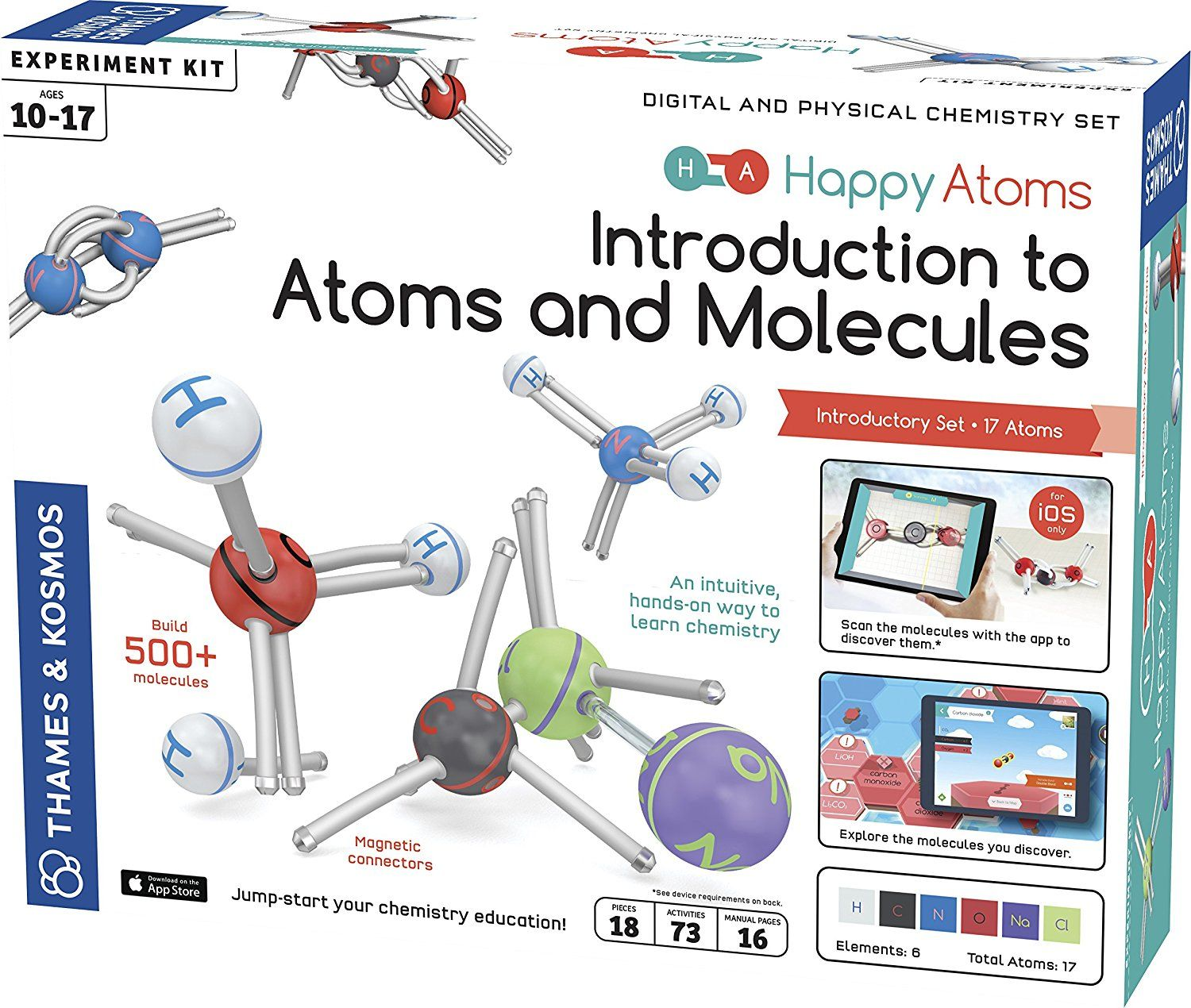 Toys For Tots Introduction : Toys and co product detail happy atoms introductory