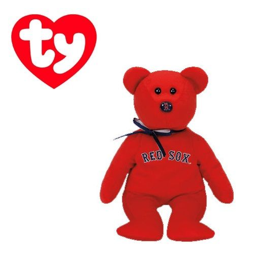 Toys And Co Product Detail Boston Red Sox Mlbbeanie Baby